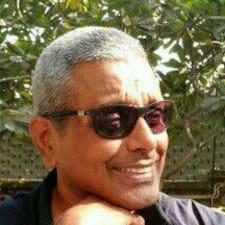 Profil utilisateur de Gopalan