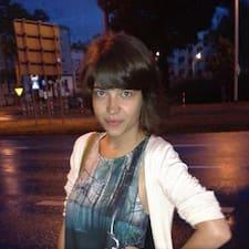 Henkilön Katarzyna käyttäjäprofiili