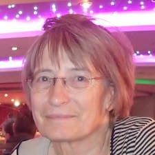 Huguette felhasználói profilja