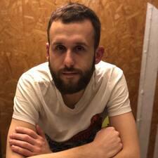 Användarprofil för Aleksey