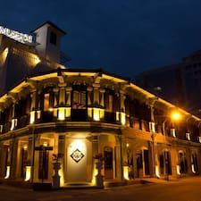 Gebruikersprofiel MuseuM Hotel