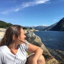 Profil utilisateur de Anna-Karin