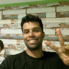 โพรไฟล์ผู้ใช้ Davi De Oliveira