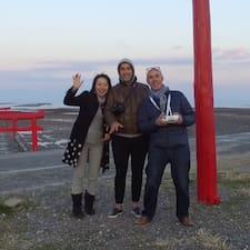 Gilles,Mayumi,Taiki User Profile