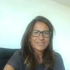 Profil utilisateur de Giuseppina