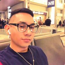 Edson - Uživatelský profil