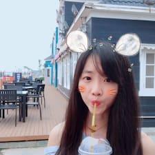 Profil utilisateur de 滢玥