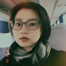 Perfil do utilizador de Yiyi