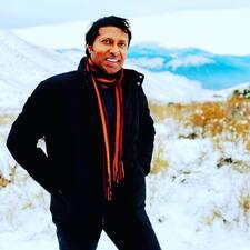 Arun Suresh - Uživatelský profil