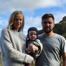 Profil utilisateur de Marianne & Henrik