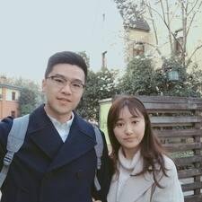 斯涵 felhasználói profilja