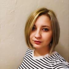 Profilo utente di Аделина