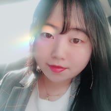 Perfil do utilizador de Hyejin