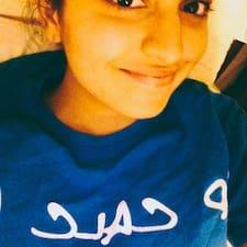 Profil Pengguna Zainab