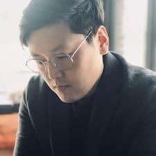 Perfil do utilizador de Seunghun