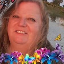 Mary Beth felhasználói profilja