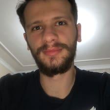 Erkin felhasználói profilja