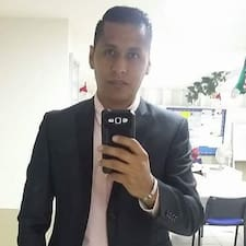 Profil utilisateur de Jorge Israel