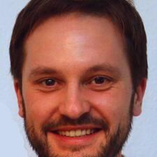 Gebruikersprofiel Andreas