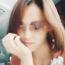 瑜婷 felhasználói profilja