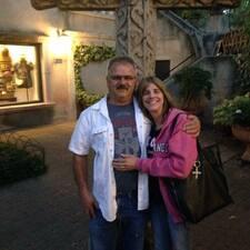Kathy & Aaron