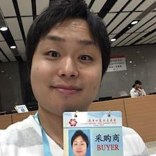 Profil utilisateur de 誠也