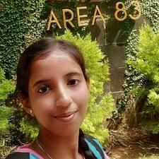 Profil korisnika Anusha