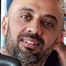 Khaled felhasználói profilja