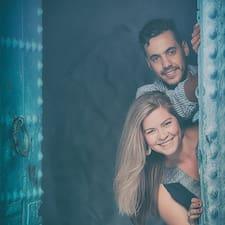 Naomi & Mohamed