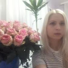 Анжела felhasználói profilja