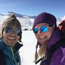 Profil Pengguna Martin & Marianne