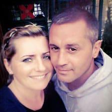 โพรไฟล์ผู้ใช้ Marina & Andrej
