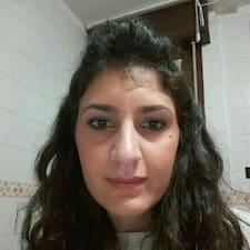 Gebruikersprofiel Giuseppina Rosaria