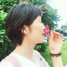 Perfil do utilizador de 芳芳