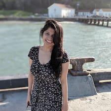 Prerana - Uživatelský profil