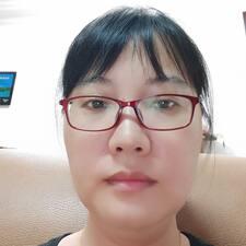 晓萍的用戶個人資料