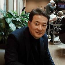 Профіль користувача Yongjin