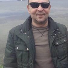 Profil utilisateur de Salih