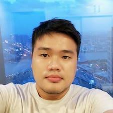 Användarprofil för Trung