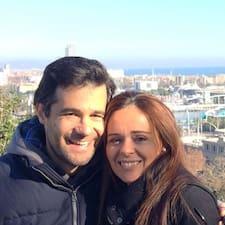 Profil korisnika Joana & Luis