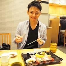 Takahiro的用戶個人資料