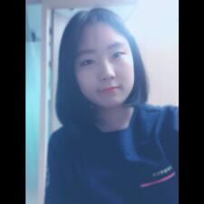 Profil utilisateur de Jaeeun