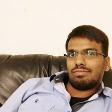 โพรไฟล์ผู้ใช้ Krishna Chaitanya