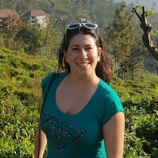 Sharna User Profile