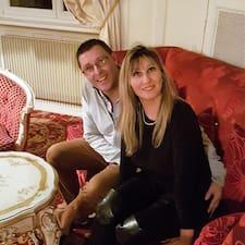Marie&Christophe User Profile