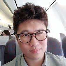 Sungchul felhasználói profilja