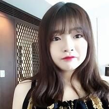 Gebruikersprofiel Jinyeong
