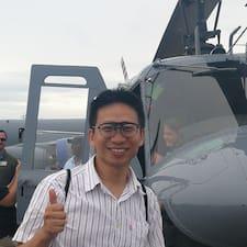 Sichong felhasználói profilja