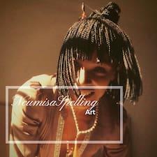 Ncumisa User Profile