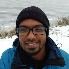Profil utilisateur de Abhijith
